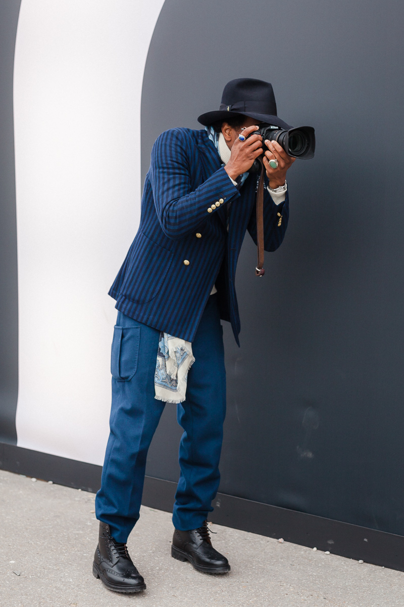 Fashion photographer in Italy