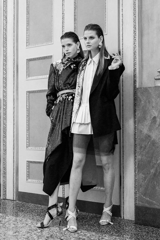 Fashion photographer in Milan