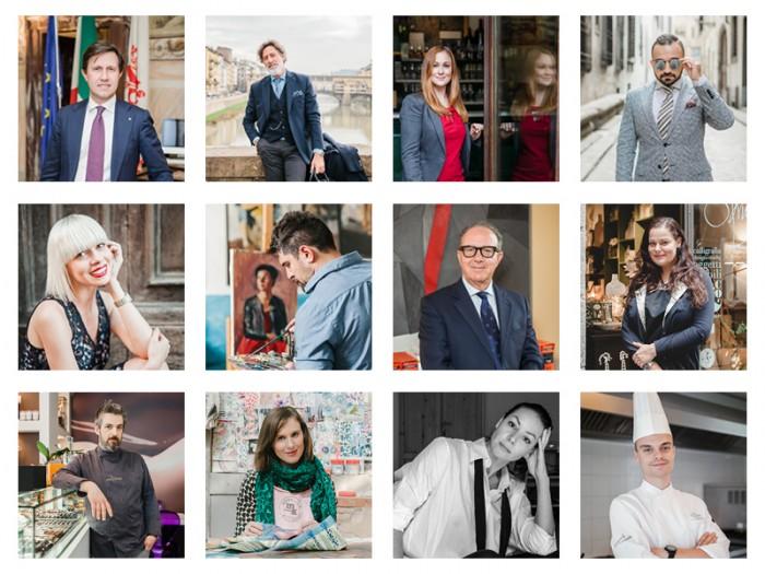 Portrait photographer in Italy