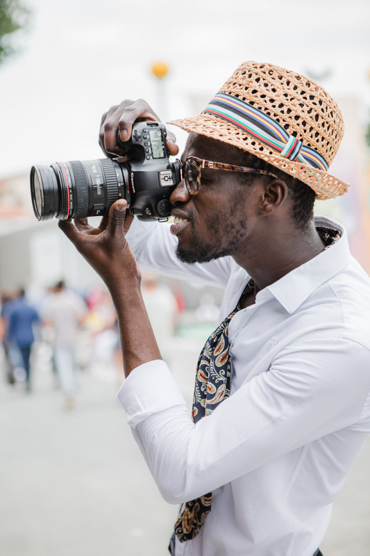 Street Style Photographer in Florence